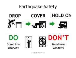 Earthquake Drill 2017