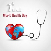 7  April 2018 -  World Health Day